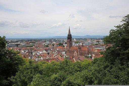 Building, Church, Tower, Steeple, Dom, Architecture