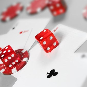 Chip, Cards, Dices, Casino, Betting, Gamble, Card Game