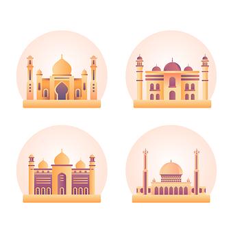 Mosque, Islamic, Islam, Muslim, Architecture, Building
