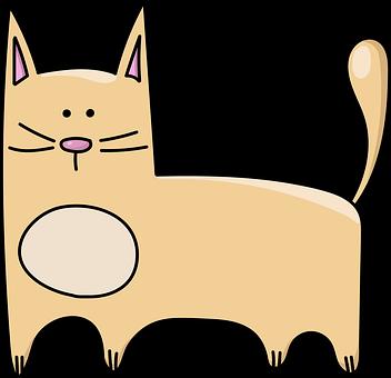 Cat, Cute, Animal, Kitten, Pet, Kitty, Cartoon, Cut Out