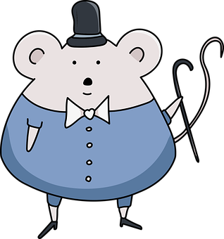 Mouse, Rat, Tail, Rodent, Cute, Creature, Funny