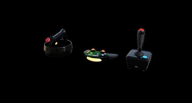 Controller, Joystick, Gamer, Computer, Games, Buttons