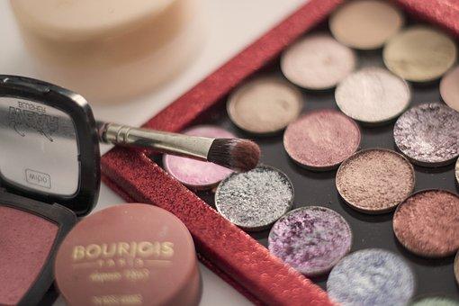 Cosmetics, Makeup, Eyeshadow, Eyeshadow Palette