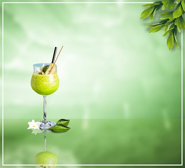Smoothie, Drink, Glass, Summer, Sweet, Cold, Delicious
