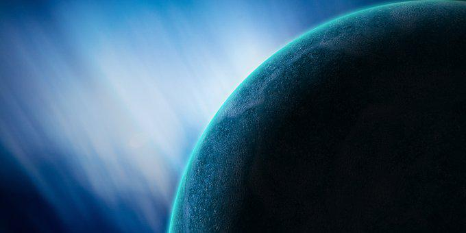 Space, Planet, Nebula, Earth, Galaxy, World, Cosmos