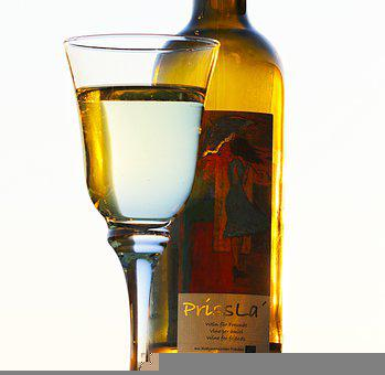 Wine, White Wine, Wine Glass, Drink, Alcohol, Beverage