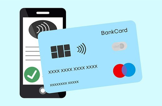 Mobile Payment, Debit Card, Payment, Mobile Phone