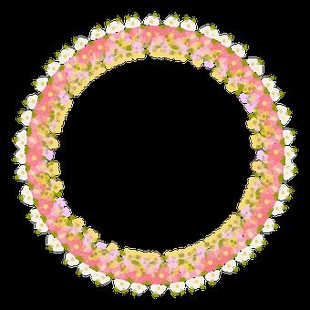 Design, Floral, Border, Wreath, Frame, Flower, Bloom