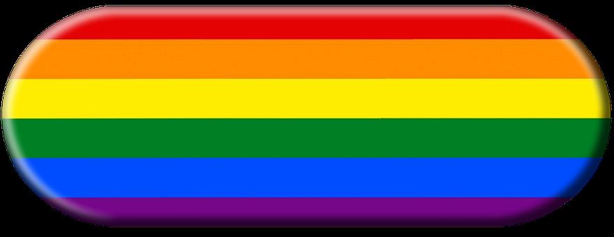 Rainbow, Pride, Header, Background, Design, Colourful