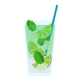 Mojito, Mixed Drink, Fruit, Drinks, Mint, Iced Drink
