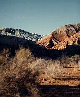 Canyon, Mountains, Desert, Landscape, Nature, Park