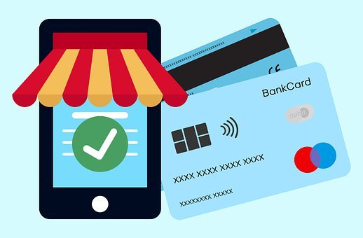 Card, Bank, Payment, Money, Credit, Shopping, Pay
