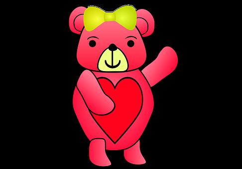 Teddy Bear, Animal, Cute, Sweet, Loving, Cut