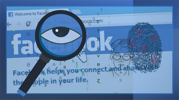 Facebook, Surveillance, Eye, Big Brother