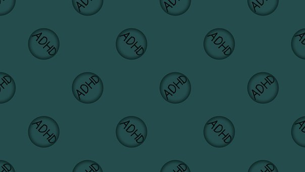 Adhd, Attention Deficit, Circles