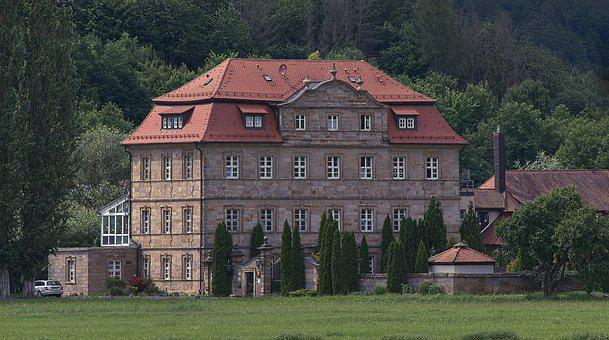 Castle, Manor House, Architecture, Historically, Manor
