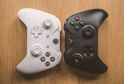 Gamepad, Controller, Xbox Wireless Controller
