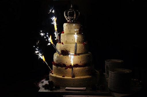 Wedding Cake, Lights, Love, Cake, Light, Heart, Romance