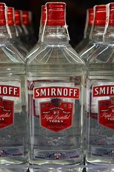 Vodka, Smirnoff, Spirit, Diageo, Drink, Alcohol