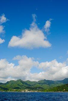 Grenada, Caribbean, Island, West Indies, Sea, Landscape