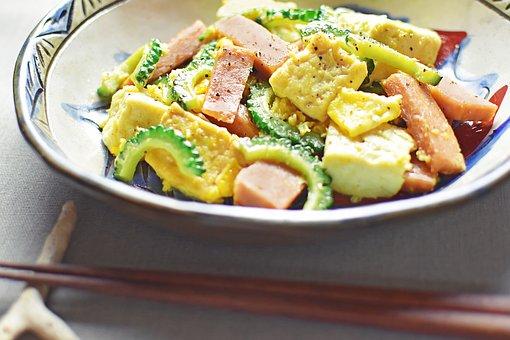 Goya Chanpuru, Okinawan Cuisine, Food, Dish, Cuisine