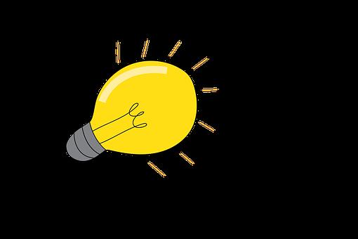 Light Bulb, Bulb, Wire, Light, Yellow Light, Energy