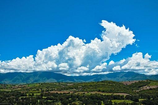 Sky, Clouds, Landscape, Blue Sky, Cloudscape