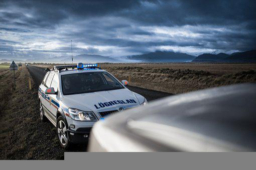 Car, Police Car, Police, Cops, Road, Travel, Outdoors