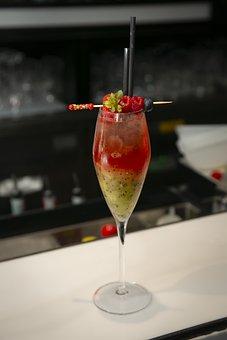 Cocktail, Drink, Bar, Alcohol, Beverage, Refreshment