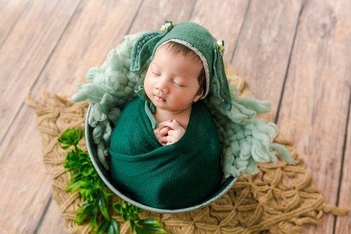 Newborn, Baby, Costume, Sleeping, Clothing, Child