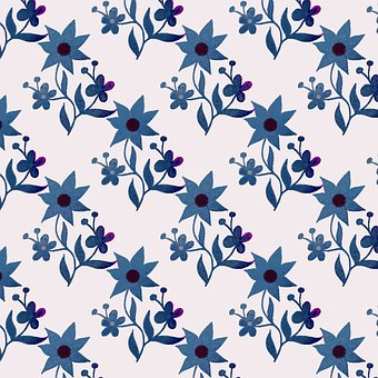 Roses, Flowers, Background, Leaves, Floral, Pattern