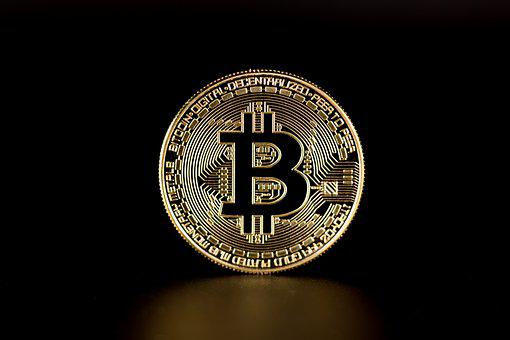 Bitcoin, Coin, Crypto-currency, Money, Currency