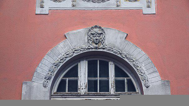 Statue, Window, Architecture, Sculpture, Old, Building