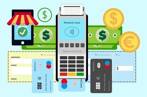 Payment Terminal, Money, Payment, Finance, E-commerce