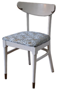 Chair, Seat, Furniture, Vintage, Cutout, Old, Kitchen