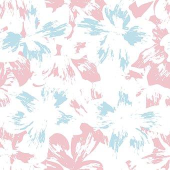 Background, Flower, Floral, Pattern, Texture, Design