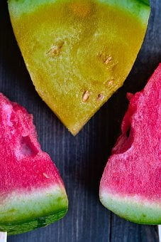 Watermelon, Fruit, Food, Cut Into Slices, Healthy