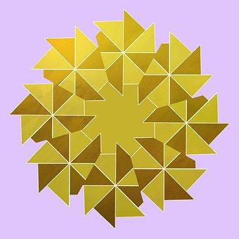 Geometric, Decorative, Tile, Design, Abstract, Shape