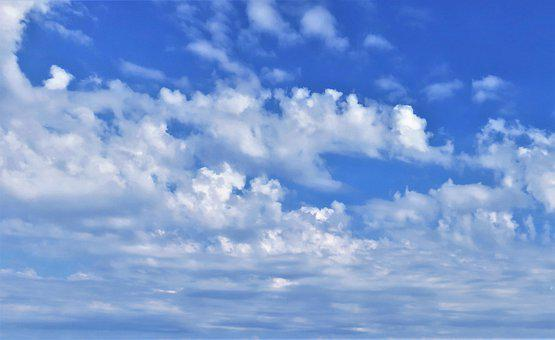Heaven, Clouds, The Atmosphere, Blue Sky