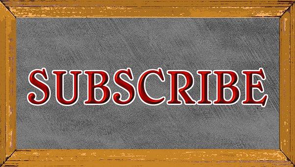 Subscribe, Text, Blackboard, Join, Save, Membership