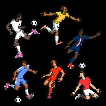Football Player, Football, Athletic, Training, Fun