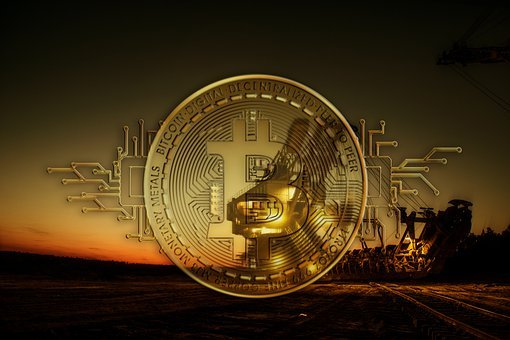 Bitcoin, Cryptocurrency, Money, Coin, Cryptography