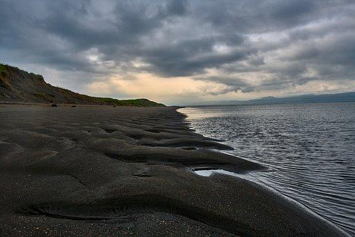 Beach, Sand, Sea, Dunes, Coast, Ocean, Nature