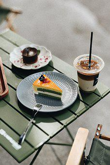 Afternoon Tea, Coffee, Cake, Pastries, Snack