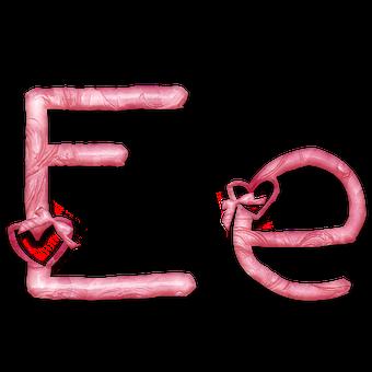 Alphabet, Letter, Font, Capital Letter E
