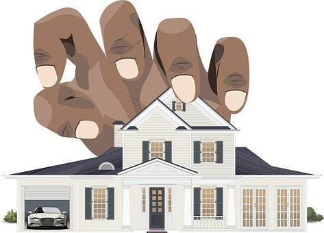 Confiscation, House, Car, Auto, Real Estate, Property