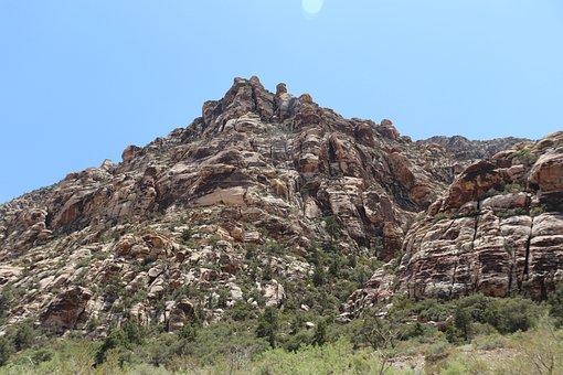 Canyon, Rocks, Cliff, Desert, Mountain, Erosion, Rough