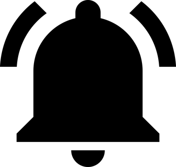 Bell, Icon, Bell Icon, Bell Button, Button, Subscribe