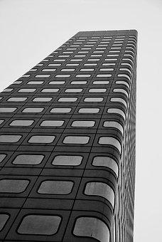 Peak Tram, Hong Kong, Building, Architecture, Tower
