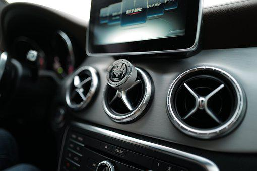 Car, Interior, Mercedes, Mercedes-benz, Car Interior